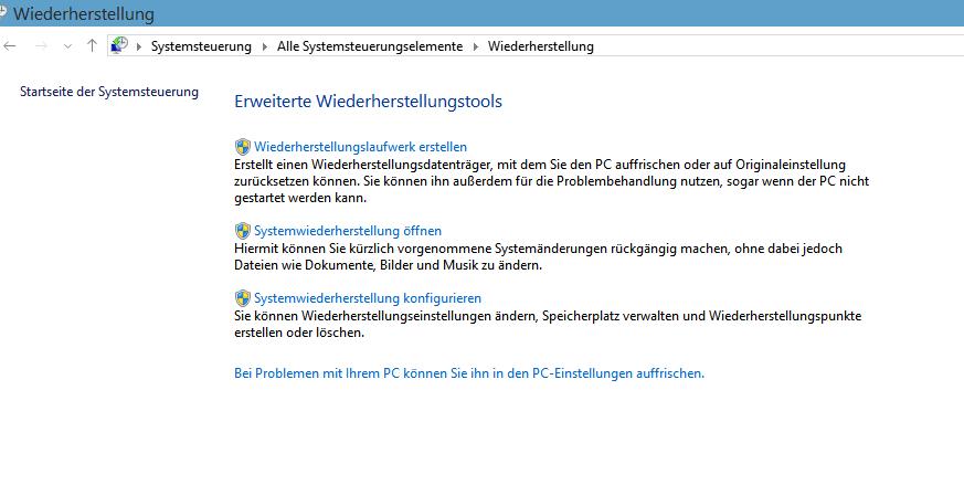 Frage: Windows 10 deinstallieren?