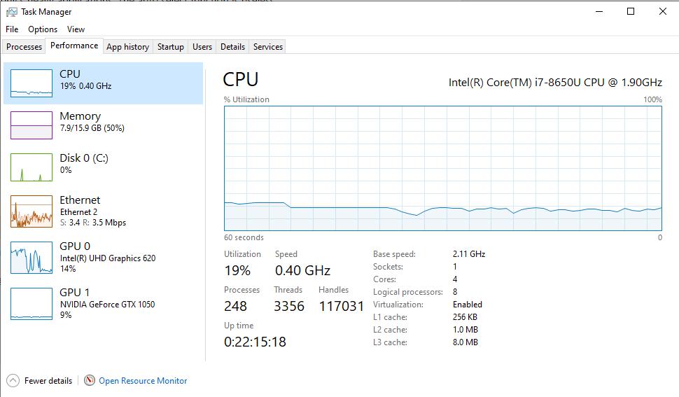 Surface Book 2 - High internal GPU load - Microsoft Community