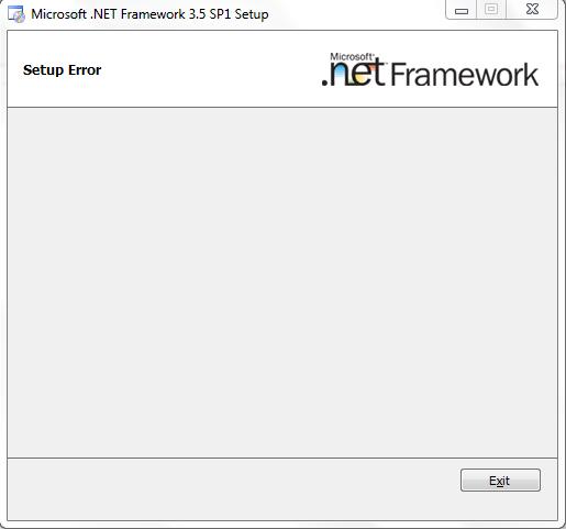 net framework 3.5 sp1 francais