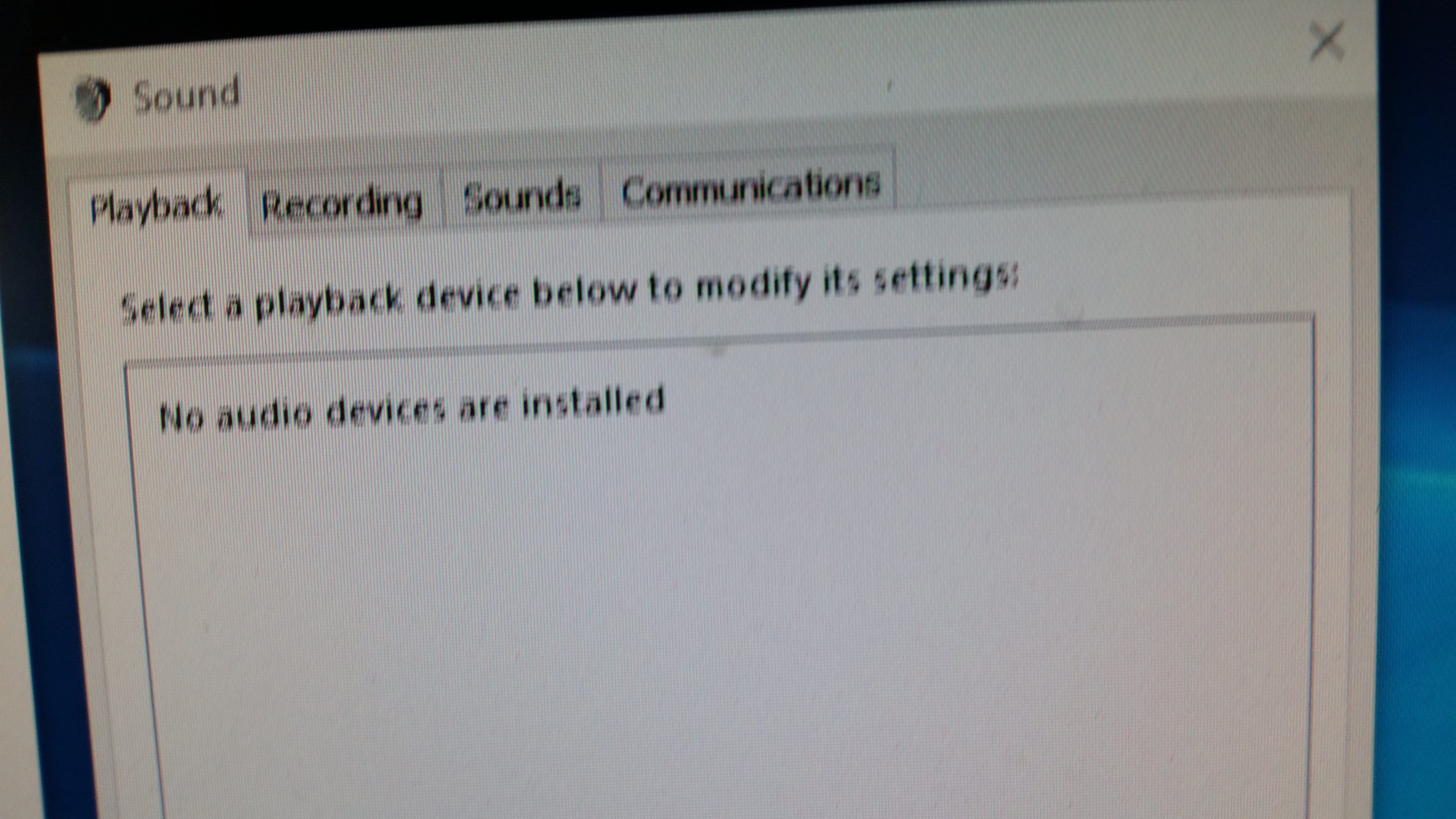RCA W101v2 Audio stopped after a Windows 10 update