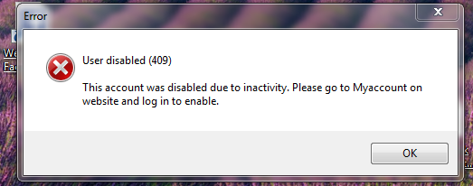 Error code 409 - Microsoft Community