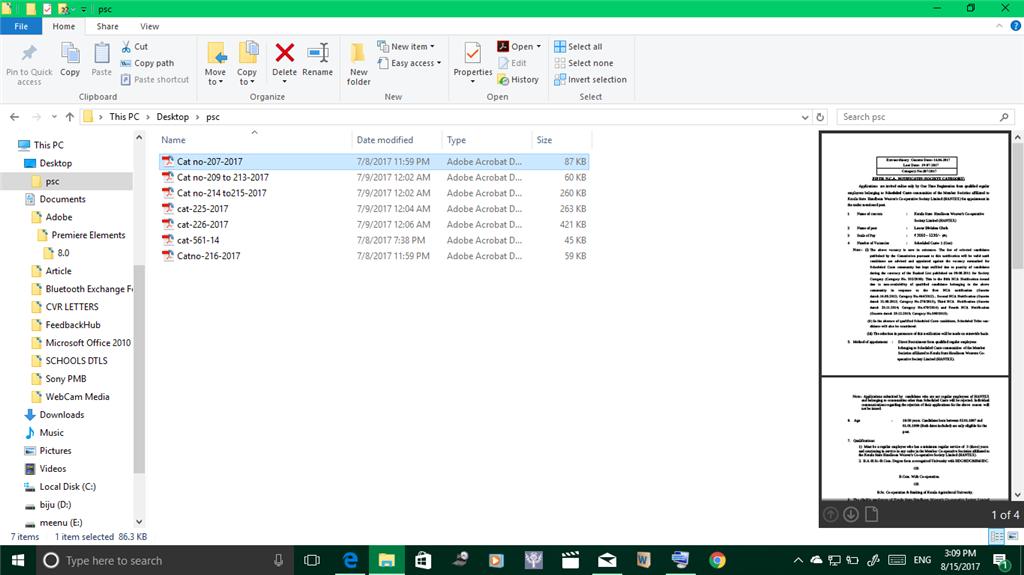 in one click file folder not open - Microsoft Community