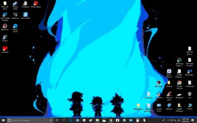 Desktop Background Keeps Changing