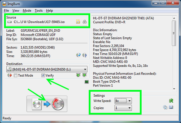 How to create a Universal Windows 7 installation DVD or USB