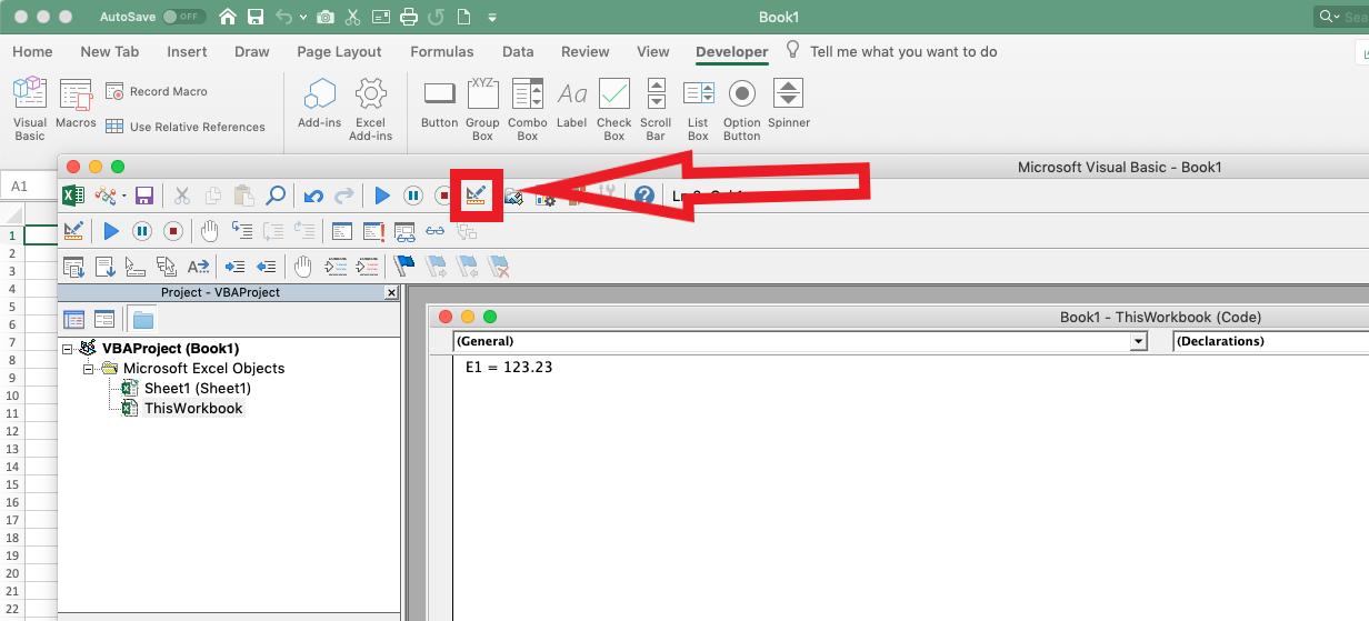 Excel VBA Editor for Mac is UNUSABLE! - Microsoft Community
