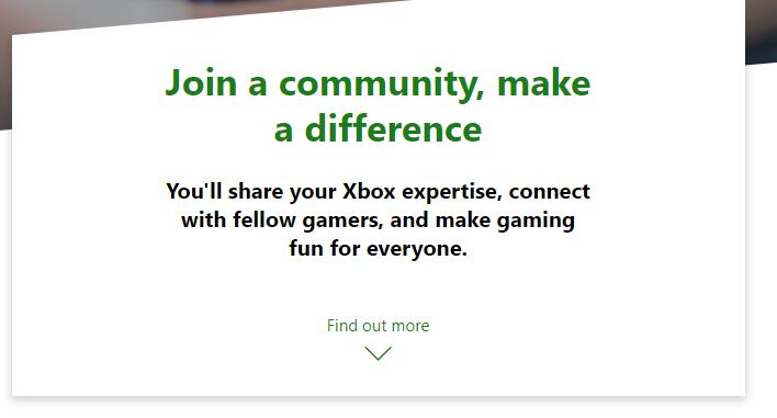 Xbox Ambassadors - Website redirect issue [IMG]