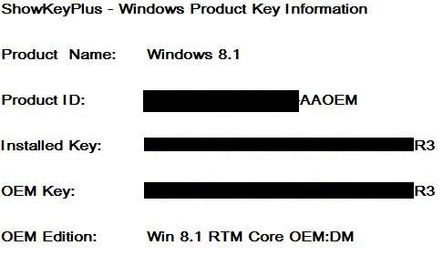 windows 8.1 pro key 9d6t9