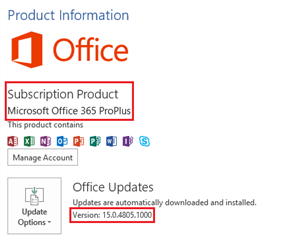 microsoft office 2013 bị unlicensed product