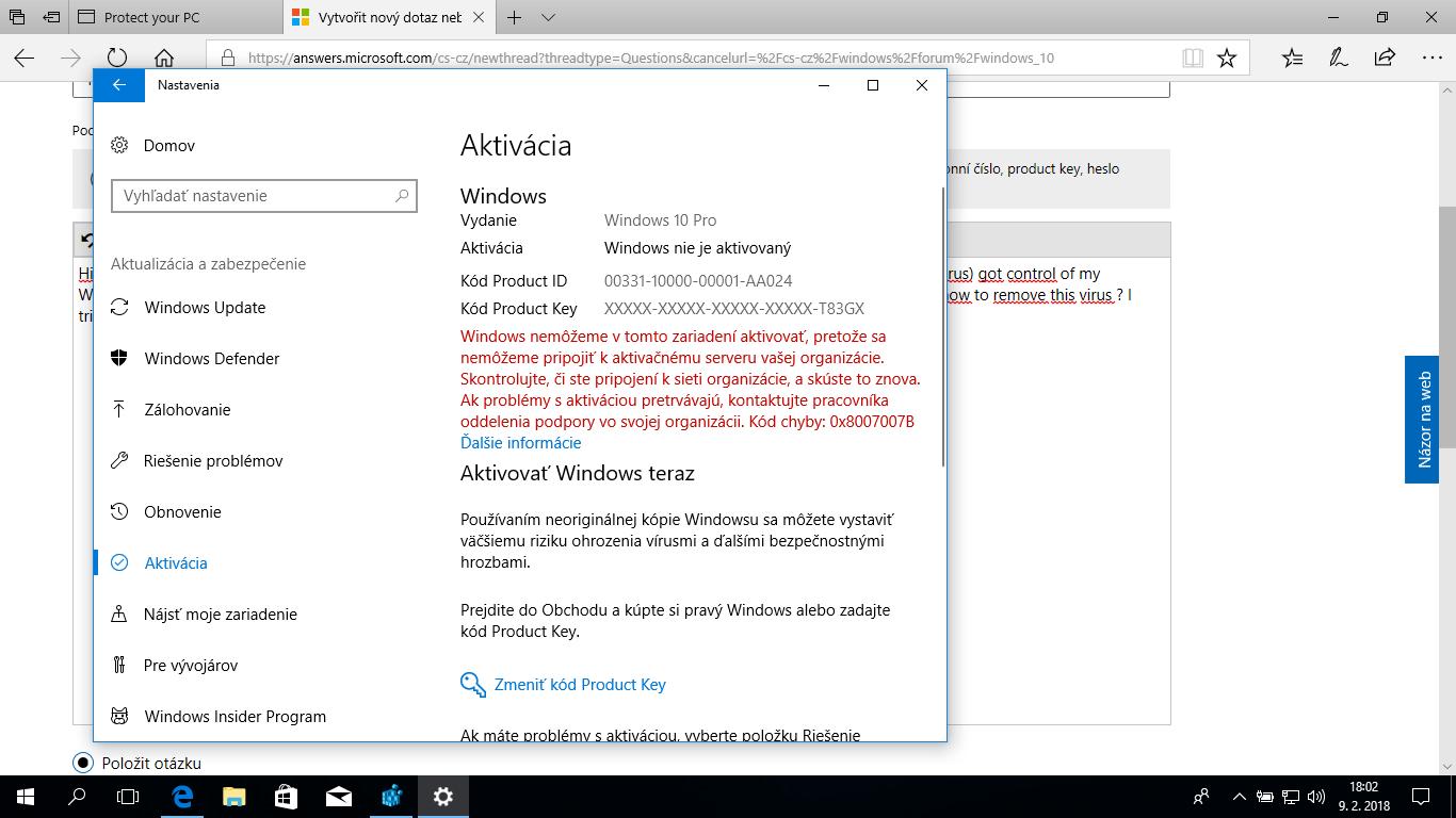 1click cmd virus problem - Microsoft Community