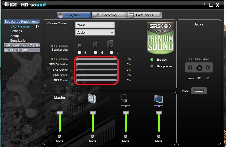IDT High Definition Audio CODEC Drivers Download
