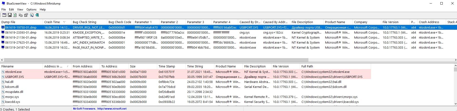 Dmp file windows 10