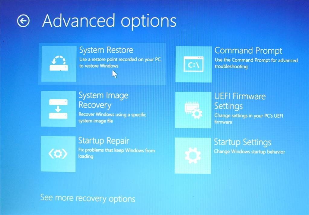 Windows 10 BSOD after latest win 10 update  - Microsoft