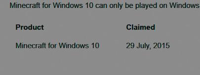 Minecraft for Windows 10 won't download - Microsoft Community