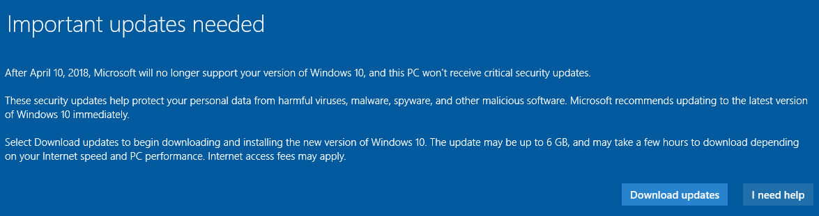 Black Screen After Login When I Update Windows 10 Using Windows 10 Microsoft Community