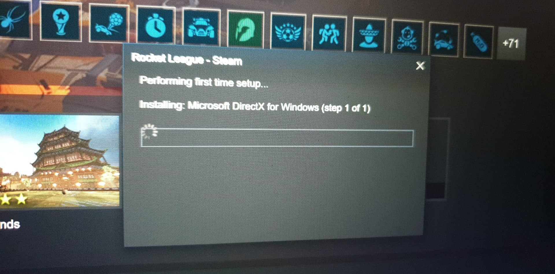 DirectX not installing while trying to install a game - Microsoft