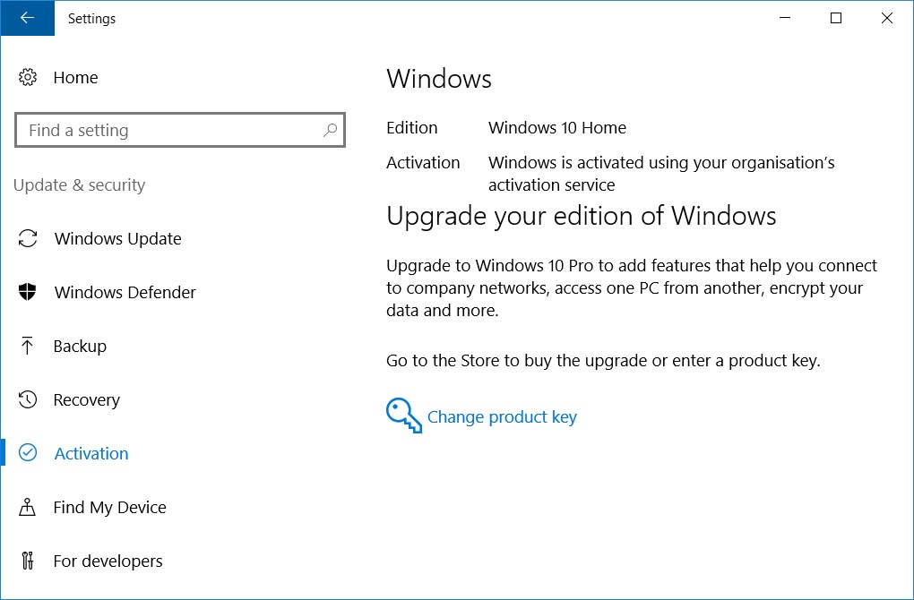Windows license will expire soon' keeps appearing