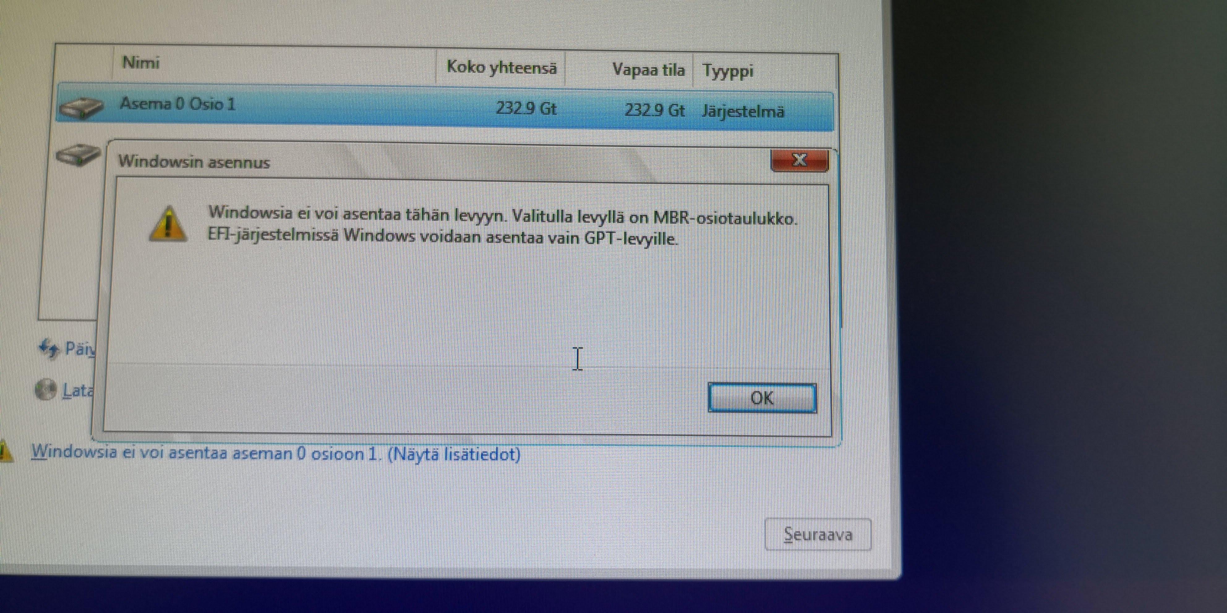 Windows 10 Puhdas Asennus Ssd Levylle