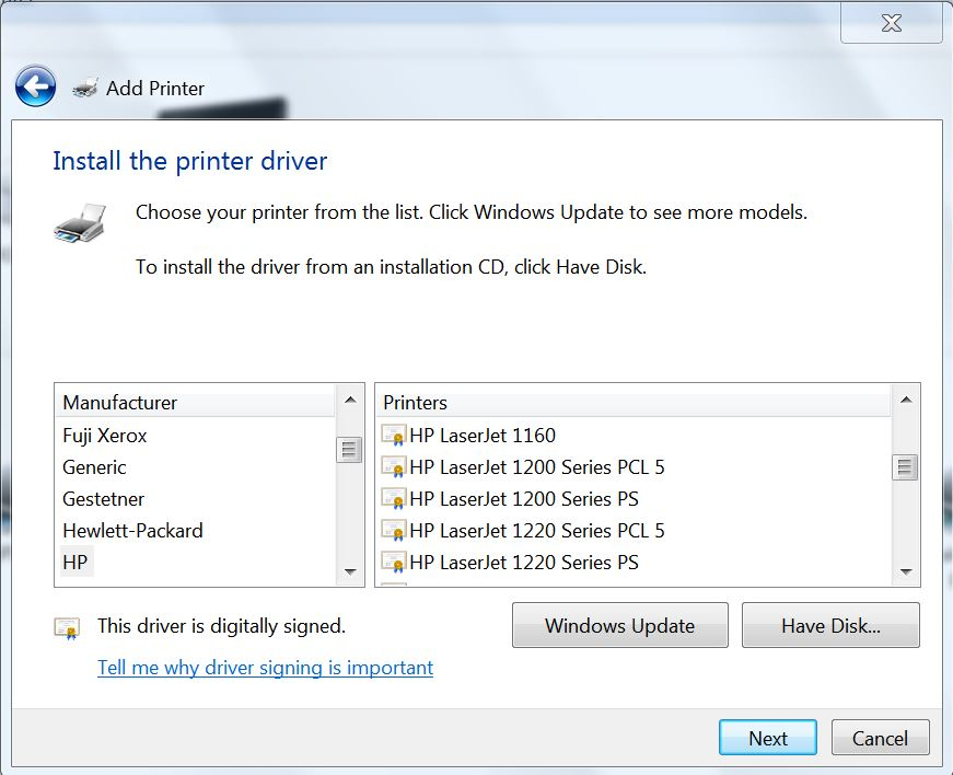 Hp laserjet 1200 printer installer driver & wireless setup.