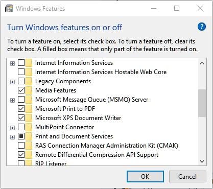 Media feature pack     again - Microsoft Community