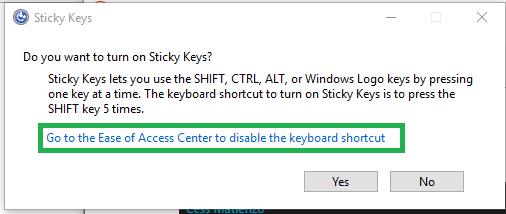 Keyboard is doing something weird - Microsoft Community