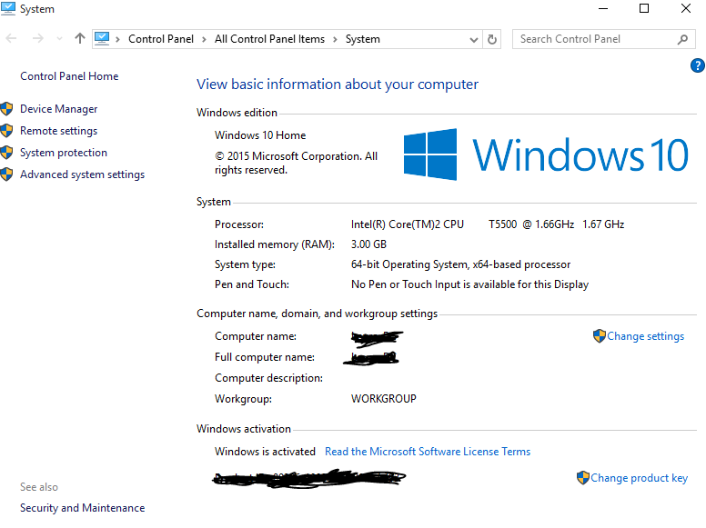 Ati mobility firegl v5200 for windows 10 microsoft community.