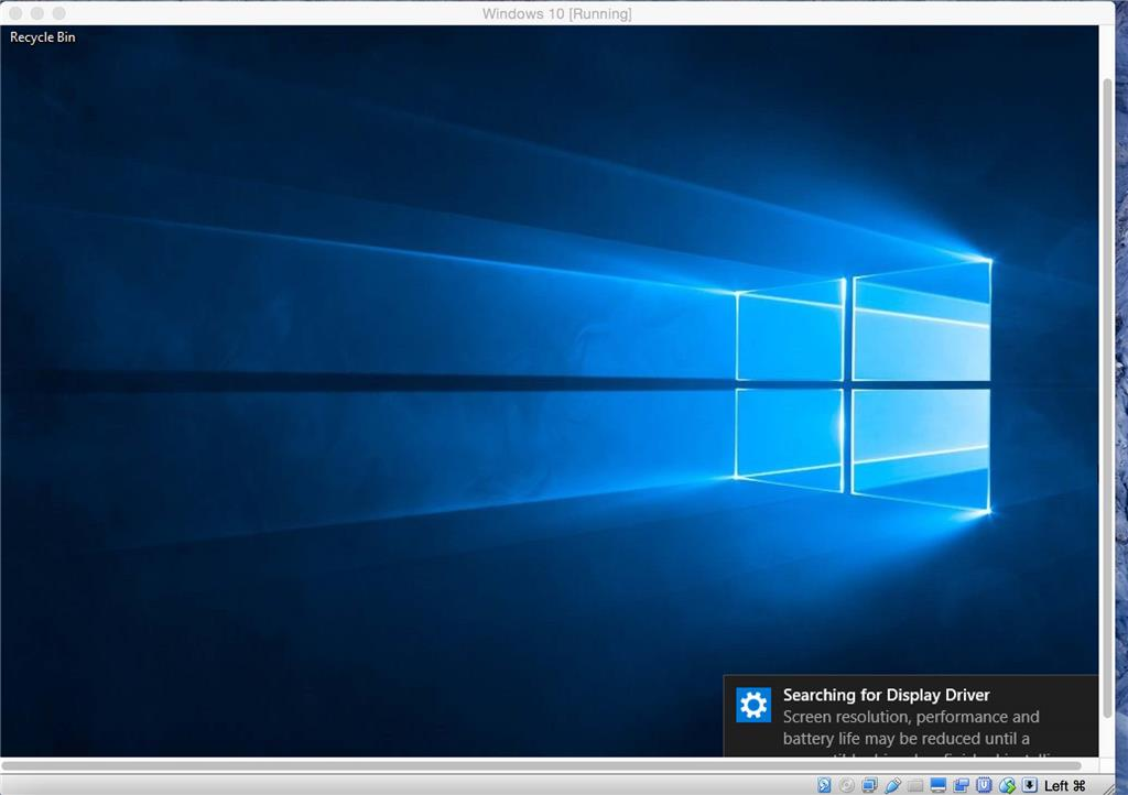 How to install Windows 10 on a Mac using Oracle VirtualBox