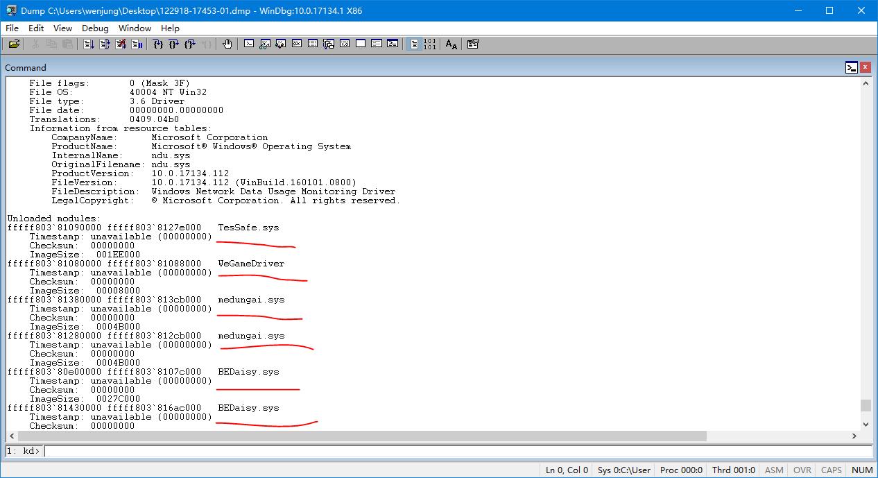 DNF登陆蓝屏问题 - Microsoft Community