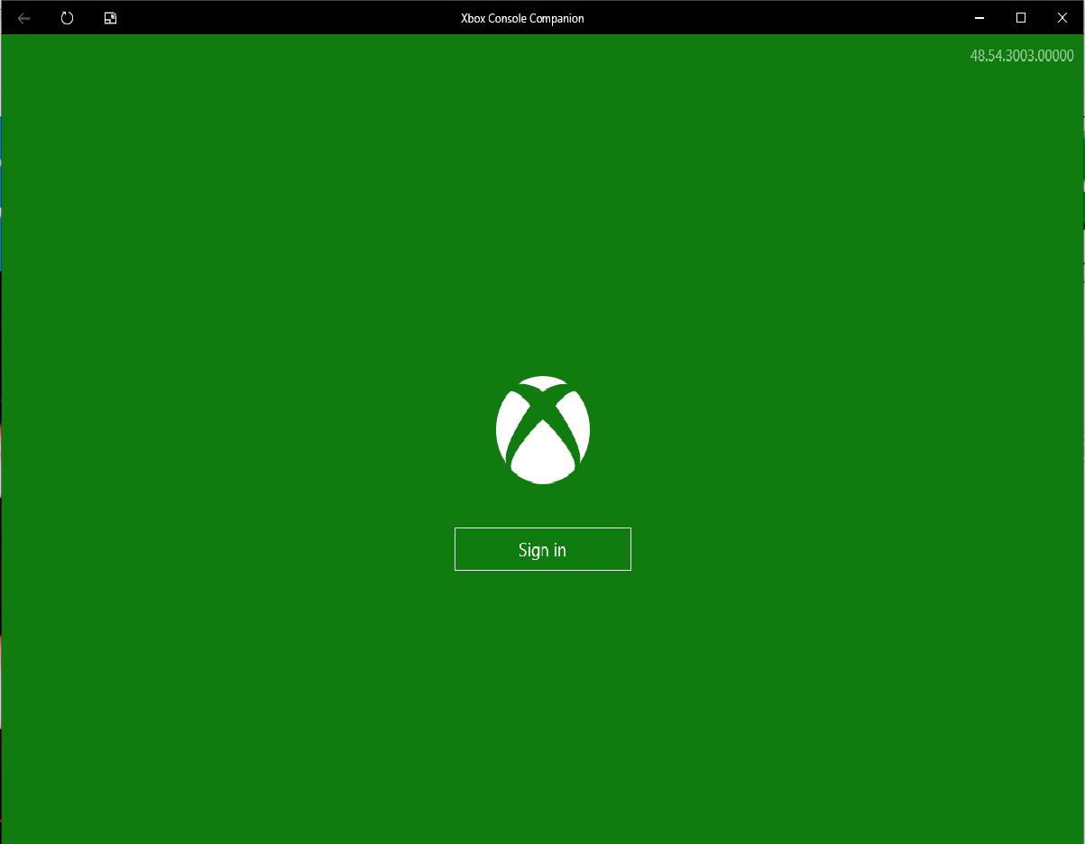 Xbox PC app error, please help [IMG]