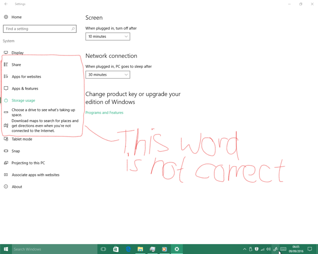 how to change microsoft word to uk english