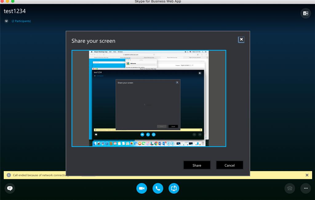 skype for business web app mac download