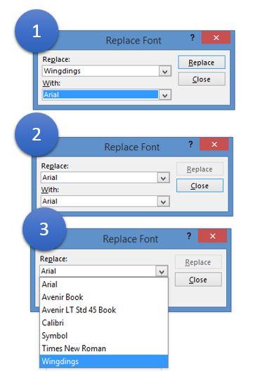 Font Problems - Microsoft Community