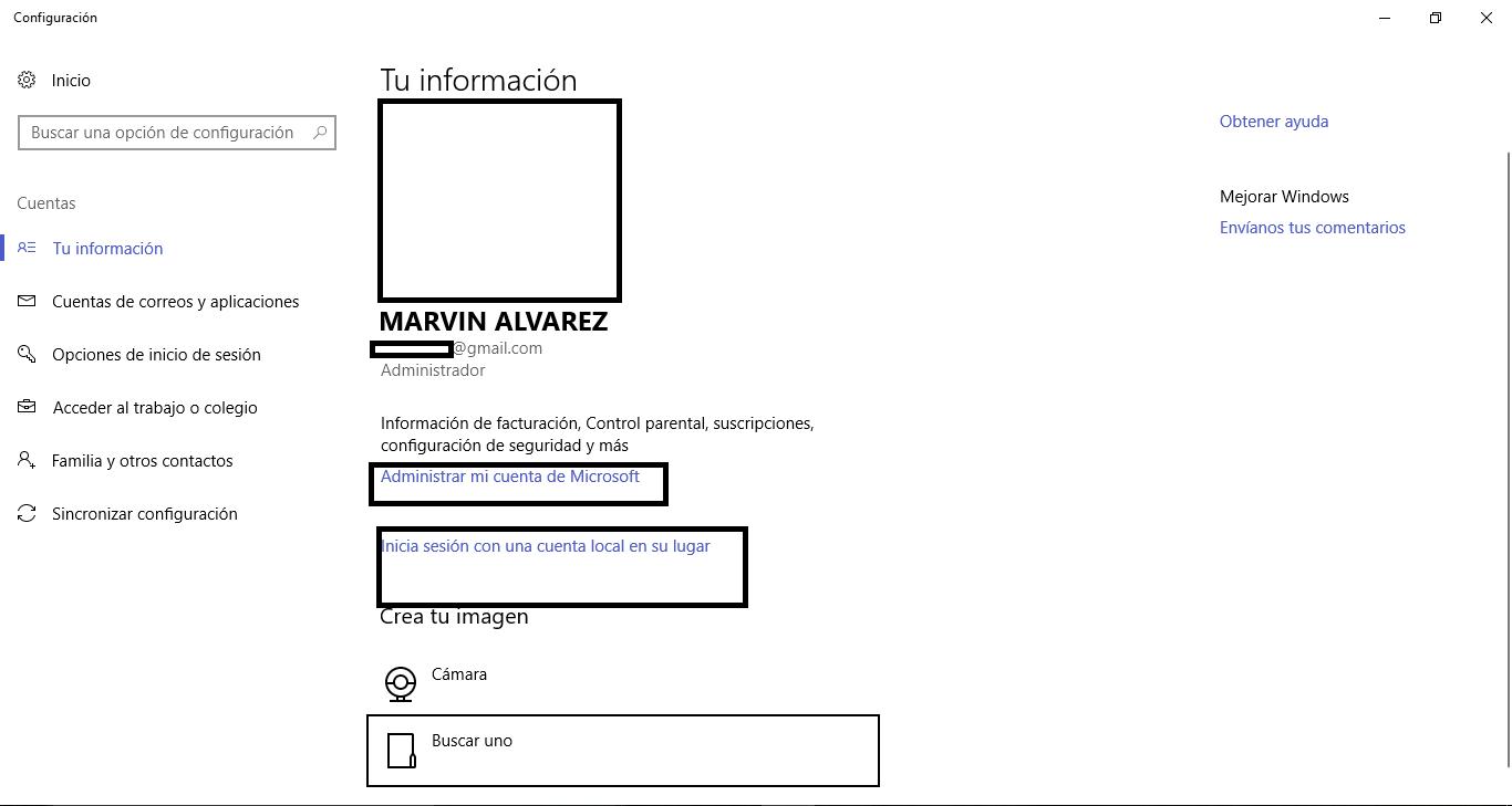Windows 10 ~ Iniciar sesión sin contraseña de usuario. - Microsoft ...