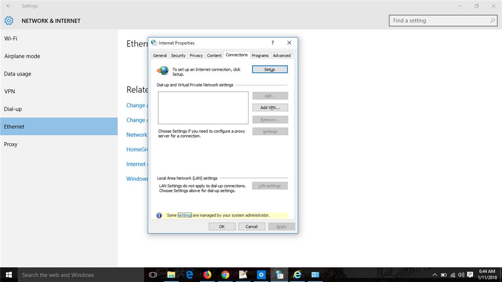 windows 10 network problem - Microsoft Community