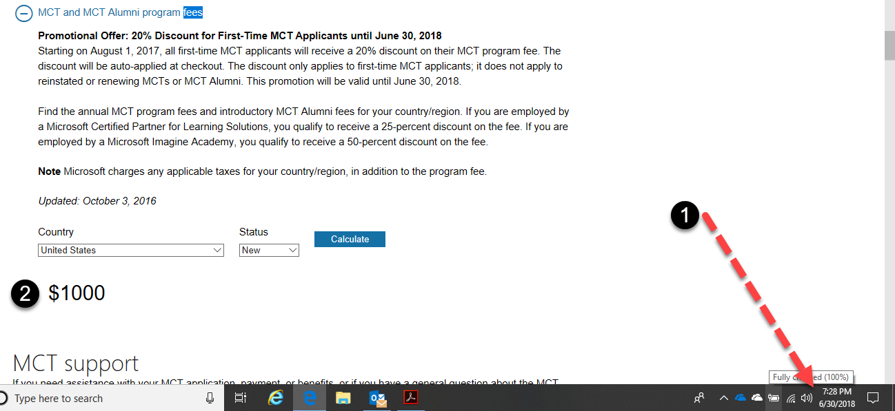 20 Discount For Mct Application Training Certification And