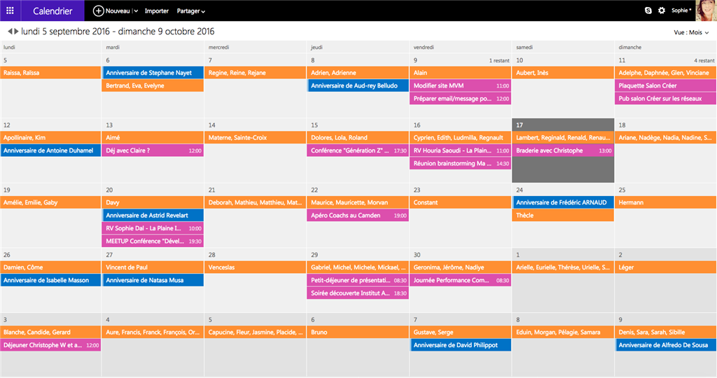 Synchronisation Calendrier Outlook.Problemes De Synchronisation Entre Outlook Com Et Outlook