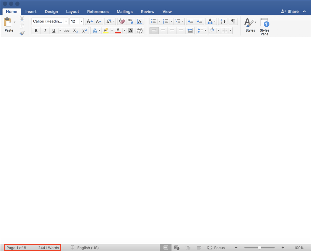 Microsoft Word Opens Blank Whether Creating A New Document Or - Blank word document