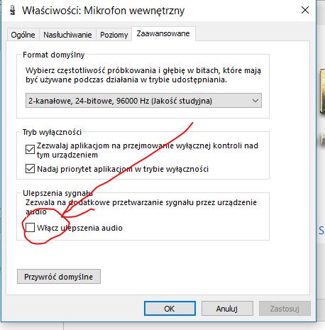 Naprawa dźwięku i mikrofonu w Windows 10 Microsoft Community