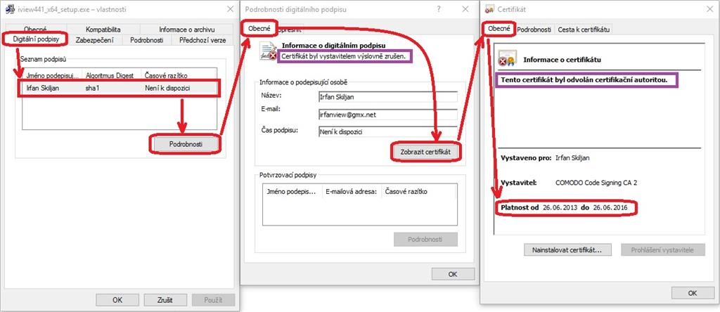 Instalace programu Irfan view do Win 10 - Microsoft Community