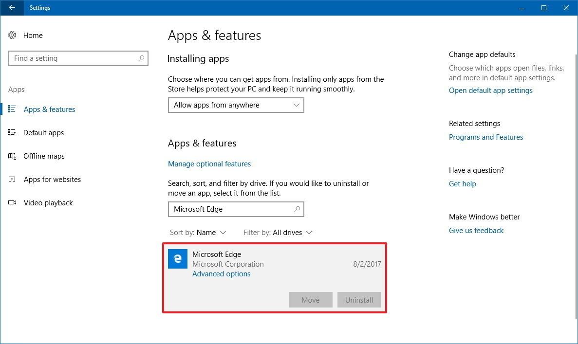 Windows 10 Store App Not Working