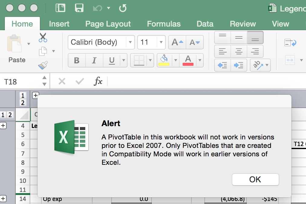 How to get live web data for excel 2011 for mac download
