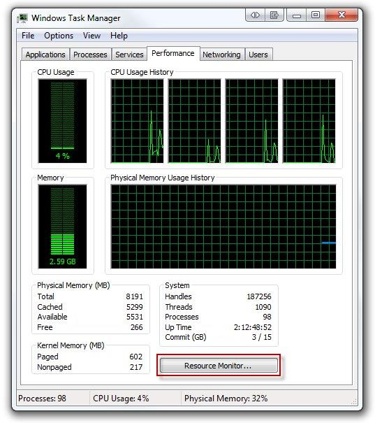 PassMark PerformanceTest - PC benchmark software