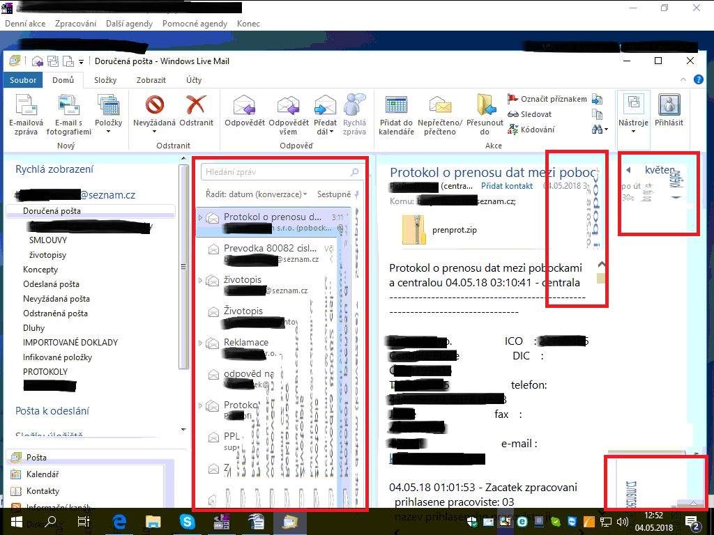 how to use live mail on windows 10