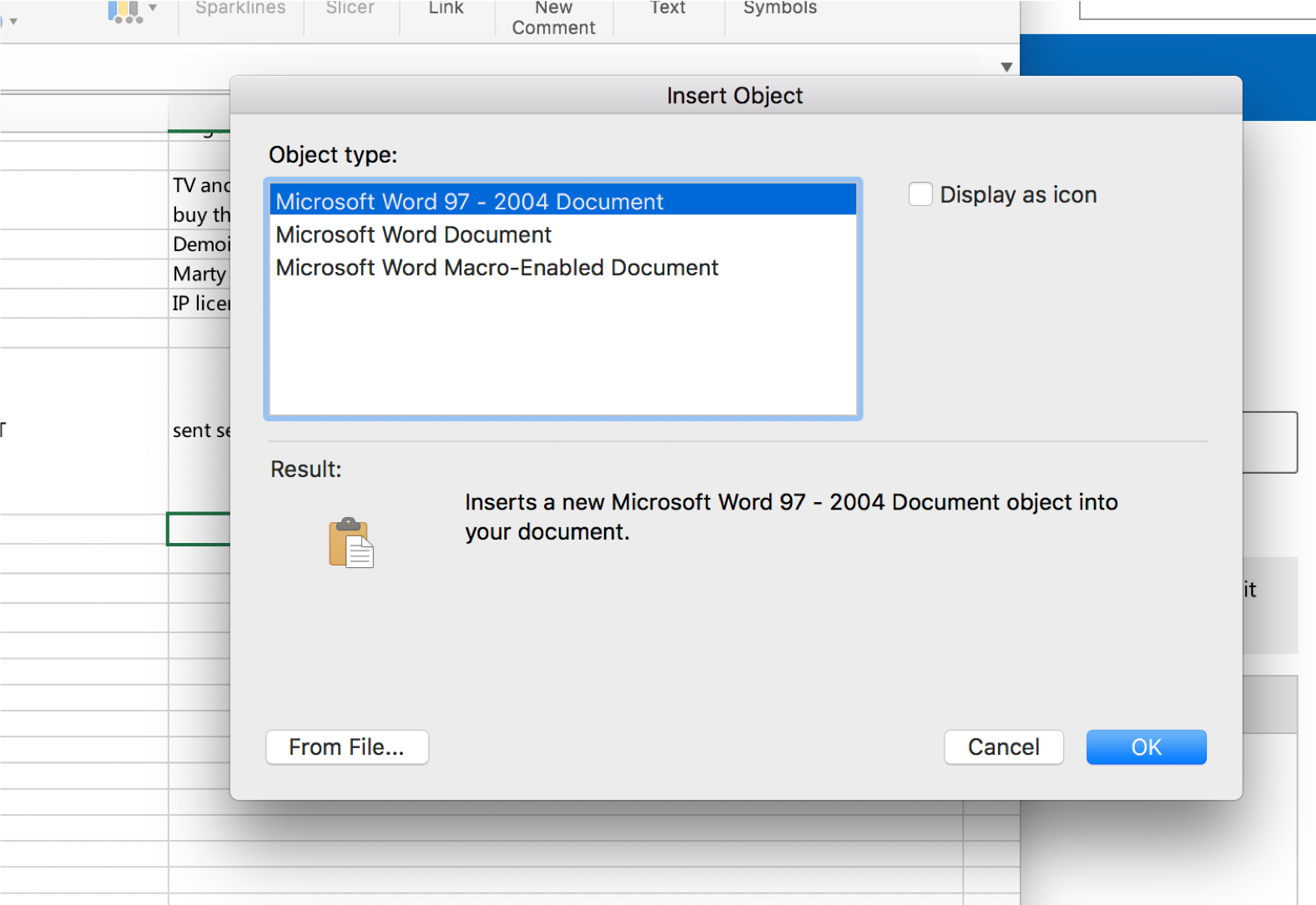 Microsoft office excel viewer for mac download