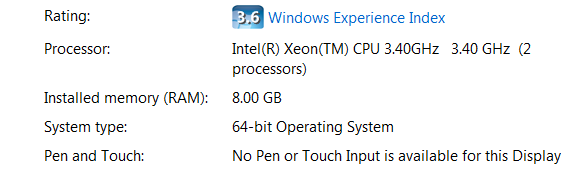 why doesn't intel xeon support windows 10??? - Microsoft Community