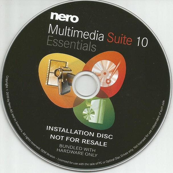 after installing nero multimedia suite 10 essentials microsoft rh answers microsoft com Nero 10 Multimedia Suite Review Nero Multimedia Suite 10 Keygen