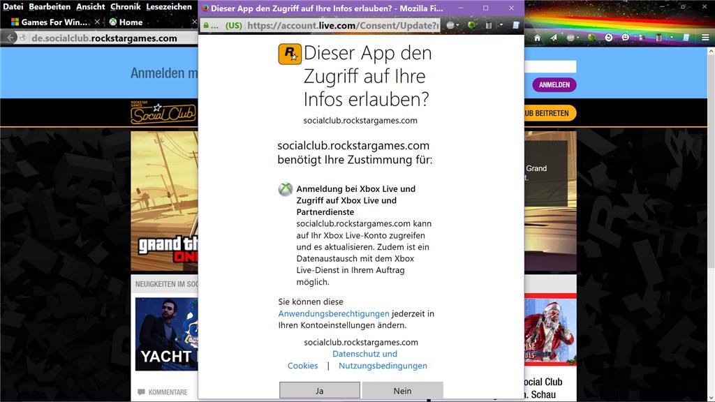 Games For Windows Live Anmelden Geht Nicht