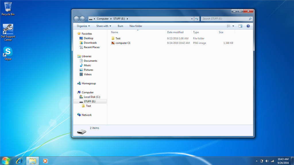 how to use a usb flash drive on windows 10