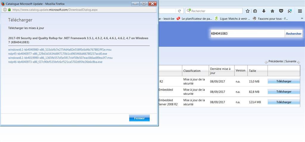 Comment télécharger les ISO d'installation de Windows 7, 8 et 10 pour pouvoir préparer une clé d'installation de Windows