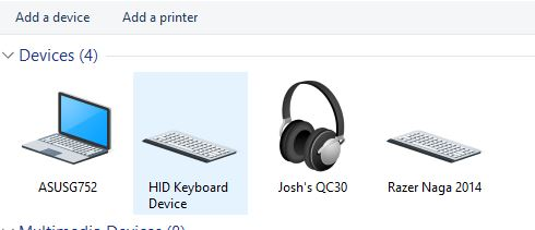 Bluetooth Headphones connected but not working (saying
