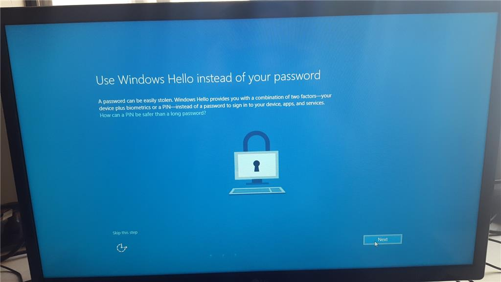 We can't sign into your account and other General Errors - Microsoft